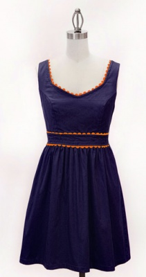 If this isn't perfect for Auburn game day I don't know what is.. #dresses #judithmarch