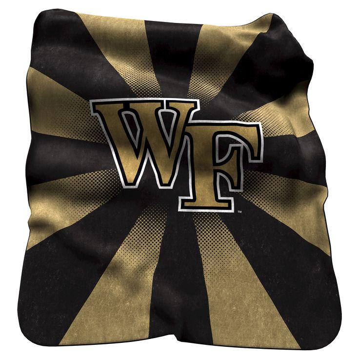 Throw Wake Forest Demon Deacons NCAA Team Color
