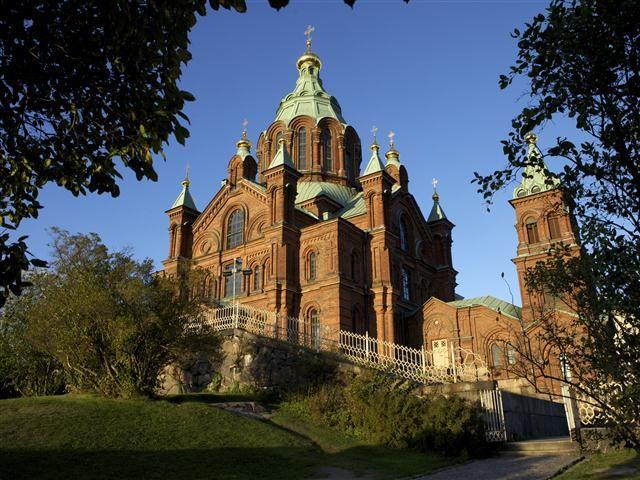 Uspenskin katedraali - Helsingin ortodoksinen seurakunta