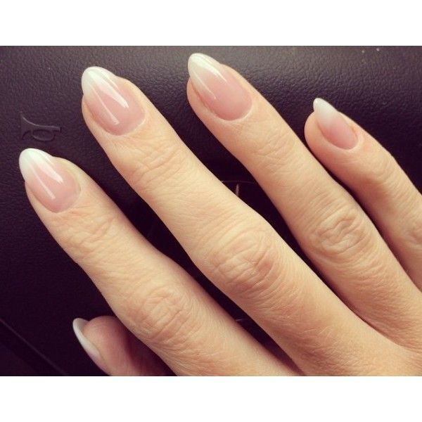French ombre / babyboom nails 18 February 2017 #stilettonails #babyboom #februar…