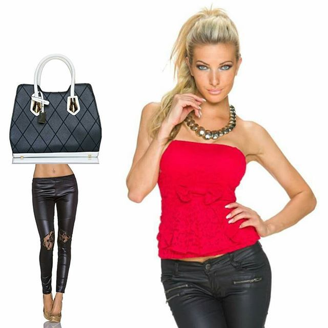 #outfit #look #elegante #sexy #fashion #fashionblogger #fiesta #noche #coctail #modafeminina #modamujer #corset #legginscuerobrillo
