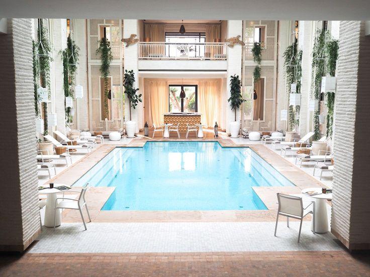 Voyage de noces Maroc Hotel Royal Palm Marrakech avis l Leading Hotels of the world l La Fiancee du Panda blog mariage