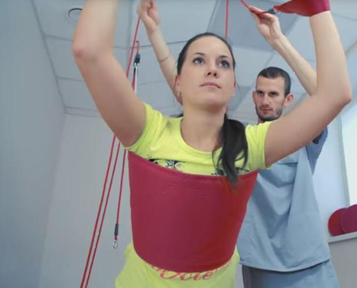 Выпускник нашего Центра медицинской реабилитации Экзарта успешно применяет технологию в своей работе.