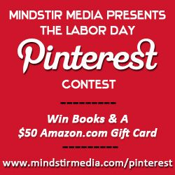 MindStir Media Labor Day Pinterest Contest - Win Books: Win Books, Gifts Cards, Books Giveaways, Amazons Gifts, Free Books, Gift Cards, Cards Contest
