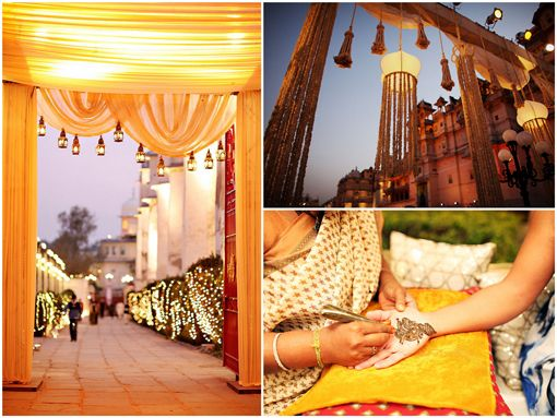 All White Outdoor Indian Engagement Party - 2 - Indian Wedding Site Home - Indian Wedding Site - Indian Wedding Vendors, Clothes, Invitations, and Pictures.