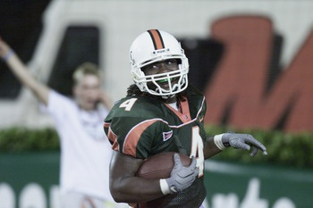 Najeh Davenport,RB-Ranking the Top Hurricanes in School History  >>>  click the image to learn more...
