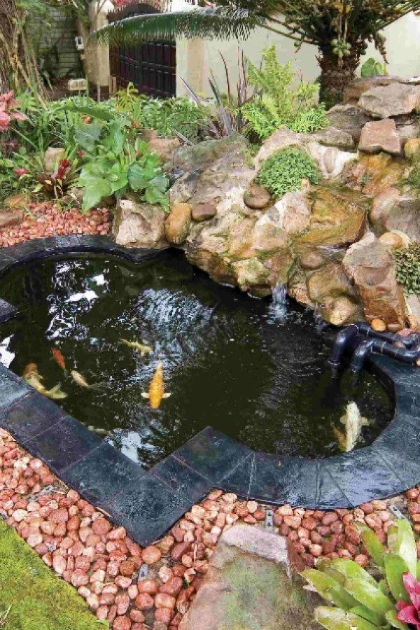 50 Creative Koi Pond Ideas You Can Build To Add Beauty To Your Gardens Koi Pond Designs Design No 1305 Garden Pond Design Fish Pond Gardens Ponds Backyard