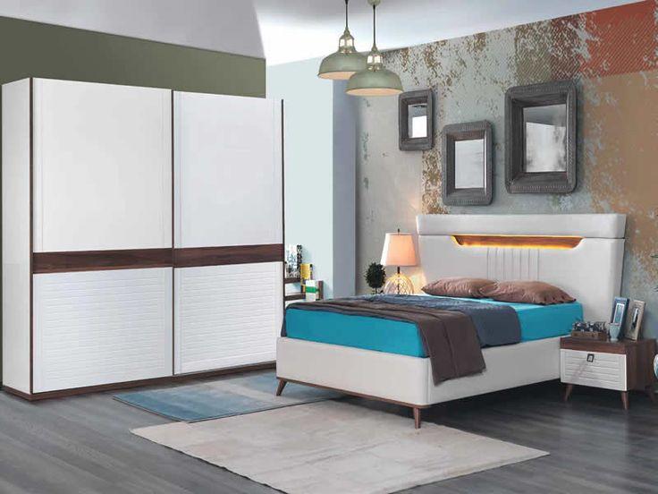 Sönmez Home   Modern Yatak Odası Takımları   Dream Yatak Odası