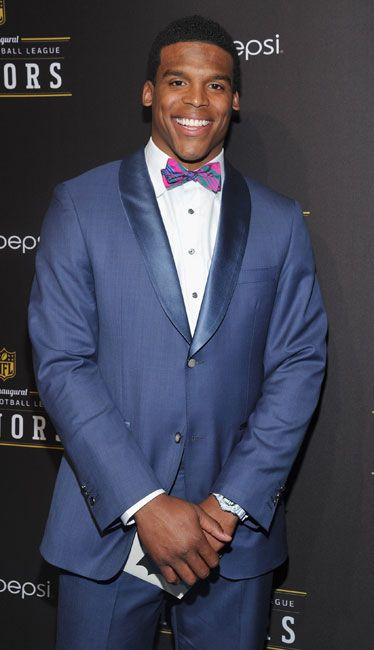 Cam Newton. Best Dressed NFL Players - Best Dressed Football Players 2012 - Esquire *Get paid for your sports passion at www.sportsblog.com