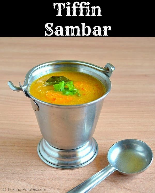 how to prepare saravana bhavan sambar