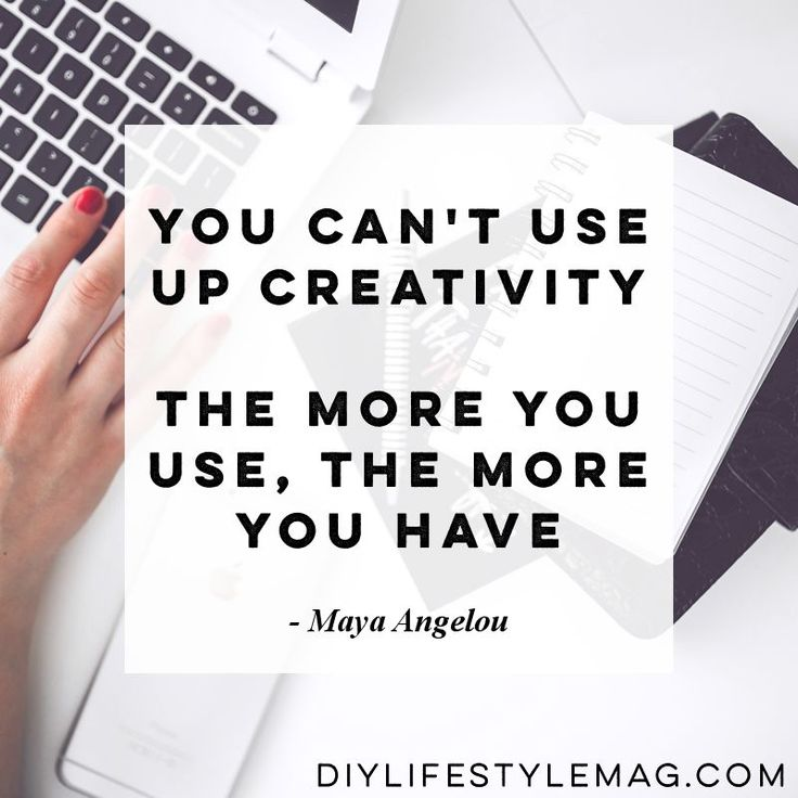 Quote By Maya Angelou @diylifestylemag