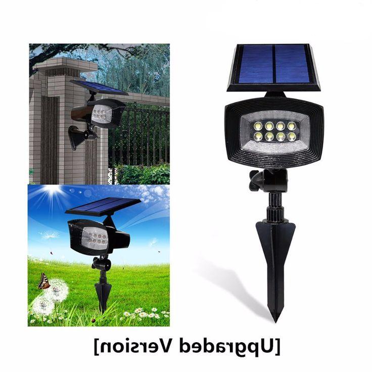 outdoor wall lights waterproof lights patios decks pathways stairways security solar lamp led outdoor garden spotlights