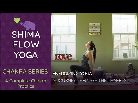 Namaste and welcome to Shima Flow Yoga! The intention of this channel is to create an online yoga community filled with love, acceptance and connection. All ...