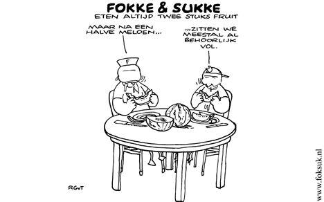 Fokke en Sukke eten altijd twee stuks fruit | Info over ...