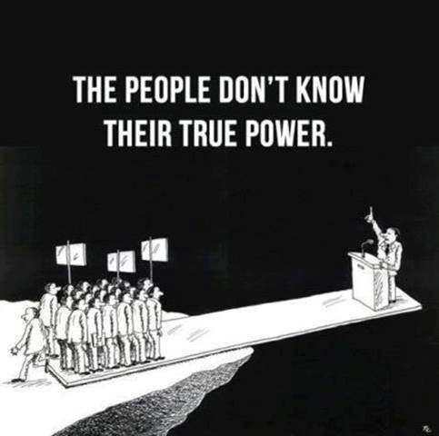 the people power