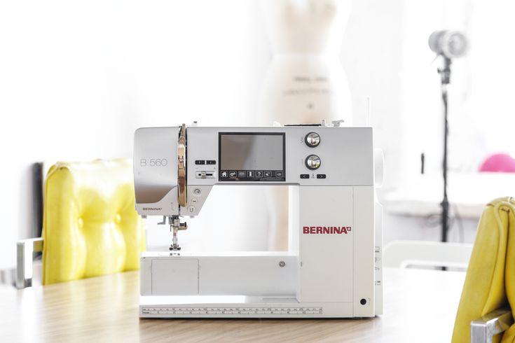 Review: BERNINA 560