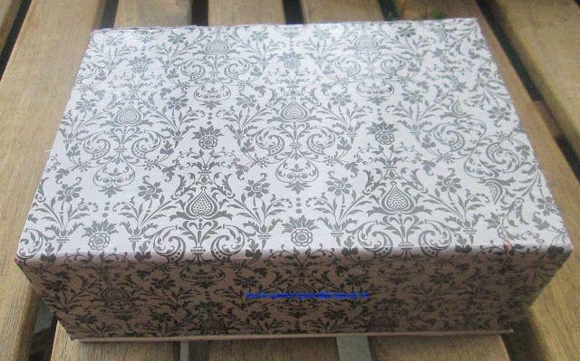 Hamburger Arroganz: Upcycling eines Kartons zur Geschenkverpackung