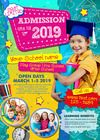 Junior School Admission Flyer Preview