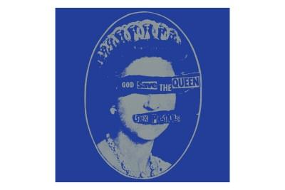 Sex Pistols- God Save the Queen 1977 Premium Poster
