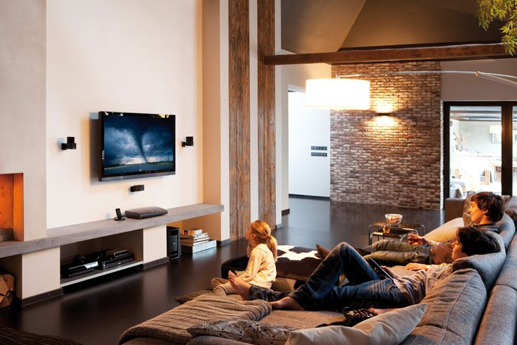 Bose Lifestyle V35 Home Theater System | Sleek, Elegant, & Powerful [$3299]