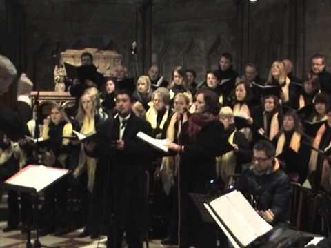 Gospel Mass Dunabogdányban, Malek Andi előadásában - I Love Dunakanyar