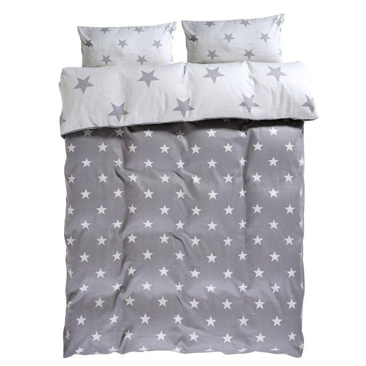Parure de lit satin «Etoiles» (220 x 240 cm) - JYSK