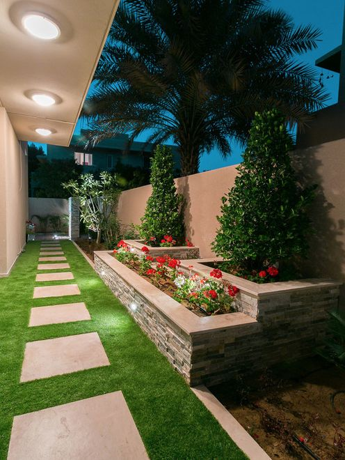 Backyard Entry or Sideyard