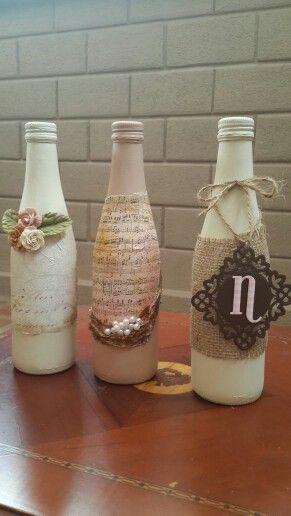 19 best images about ideas para el hogar on pinterest - Botellas de plastico decoradas ...