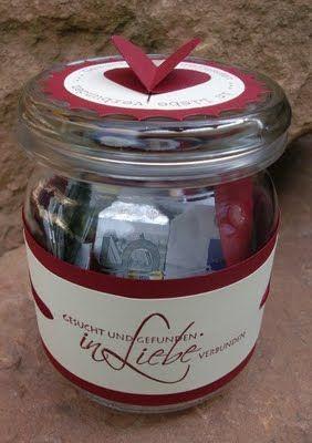 """zu """"Originelle Hochzeitsgeschenke auf Pinterest  Hochzeitsgeschenke ..."""