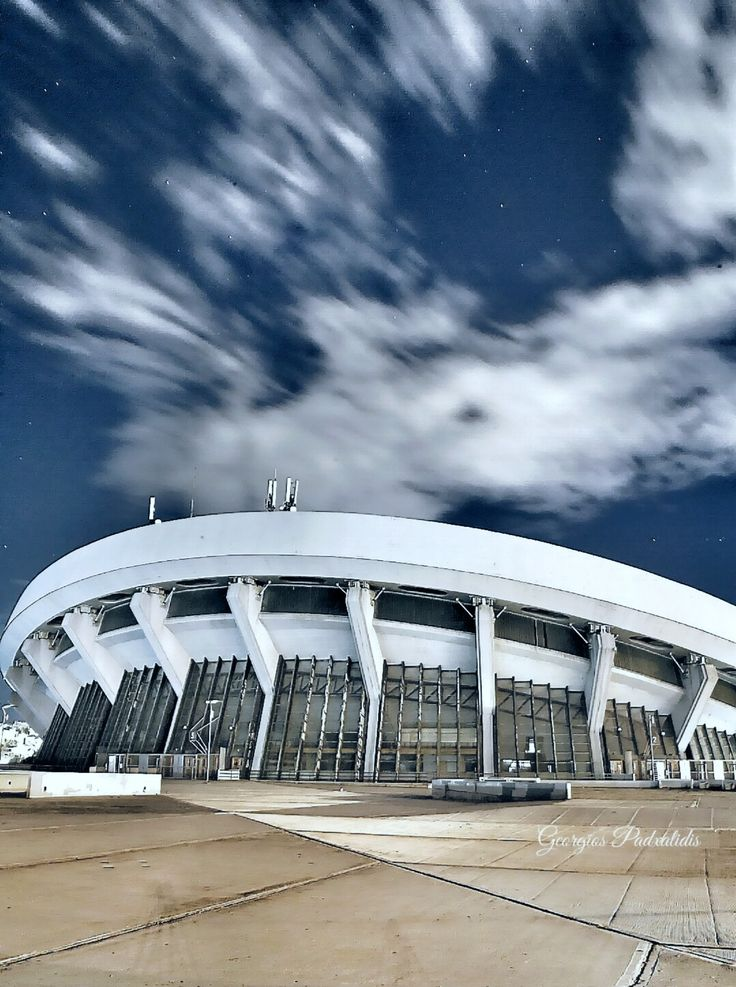 ΣΕΦ.....STADIUM IN FALIRO...ATHENS...GREECE.....