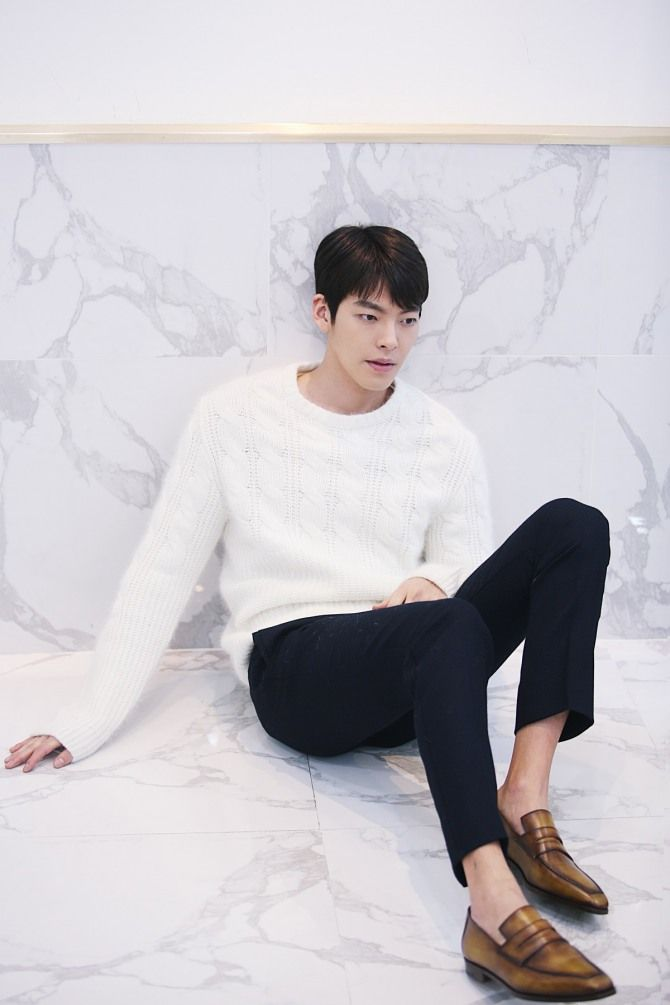 Kim Woo Bin Discusses Using Scent to Dive Deeper Into His Characters   Koogle TV