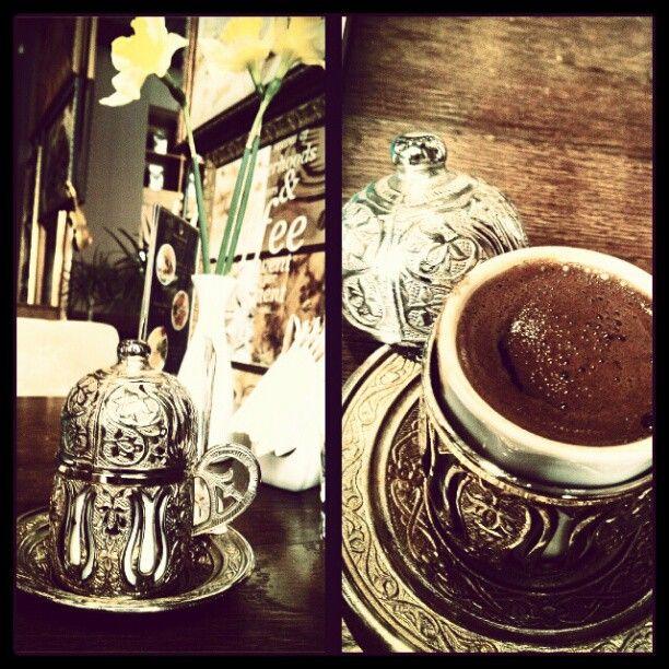 Кофе по-турецки..