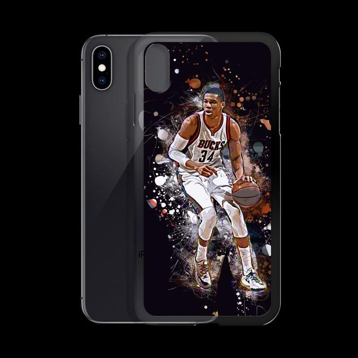 Giánnis Antetokoúnmpo iPhone Case Iphone, Case
