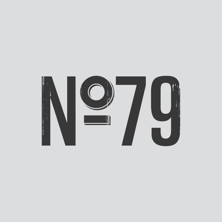 Logo Design. No79. Designed by White is Black.
