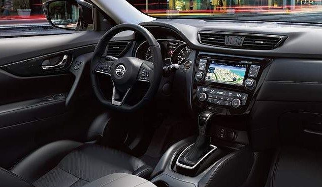 2019 Nissan X-Trail Dashboard | Nissan rogue, Nissan ...