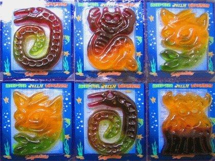 Die hier sahen immer so verlockend aus, schmeckten aber jedes Mal nur wie Schnupfen | 27 Süßigkeiten, die Du kennst, wenn Du 80er-Jahre Kind bist