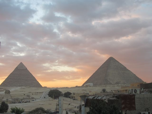 Spiritual Quest Journeys Jan newsletter - all about our Egypt 12/12/12 journey