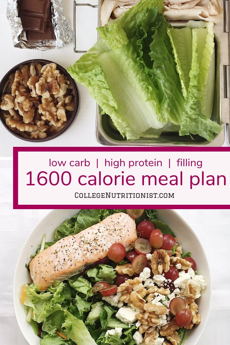 Low carb high protein diet lunch ideas