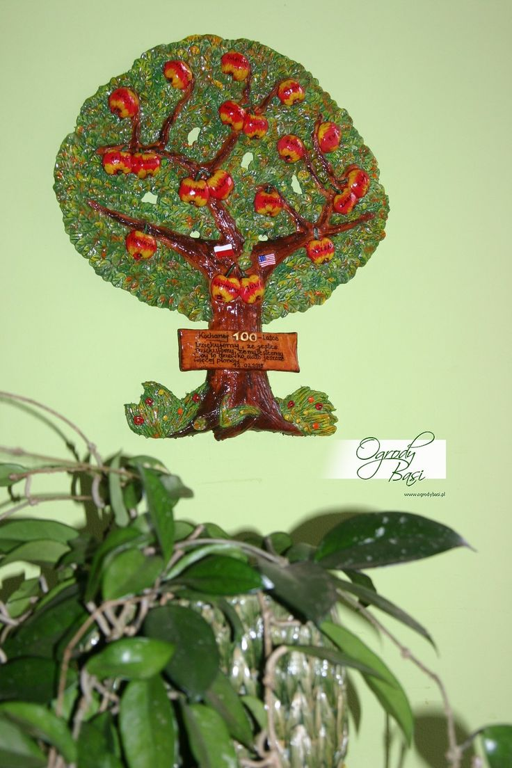 Drzewo genealogiczne ręcznie wykonane www.ogrodybasi.pl                              #prezent #urodziny #ślub #wesele #rocznica #podziękowanie #złote #gody #jubileusz