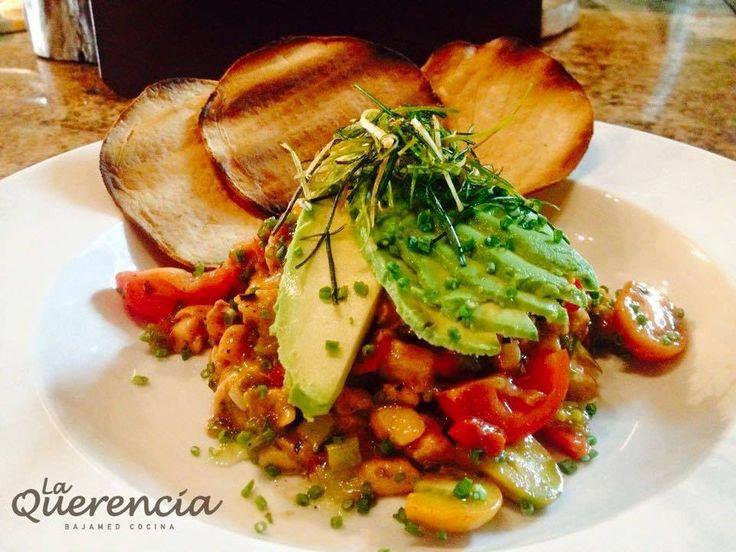 En Restaurante La Querencia Baja Med podrás encontrar verdadera comida Baja Mediterránea, visítalo y déjate sorprender por sus originales platillos.  #Tijuana #TijuanaMexico #BajaCalifornia #DescubreBC #DiscoverBaja #México #TijuanaMexico #TijuanaMakesMeHappy #Food #Comida #Mediterraneo Aventúrate a conocer más restaurantes visitando: www.venatijuana.com