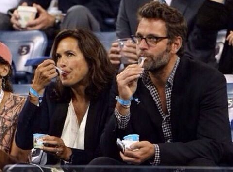 Mariska Hargitay and Peter Hermann Reveal Their Marriage Secrets (Dun, Dun)