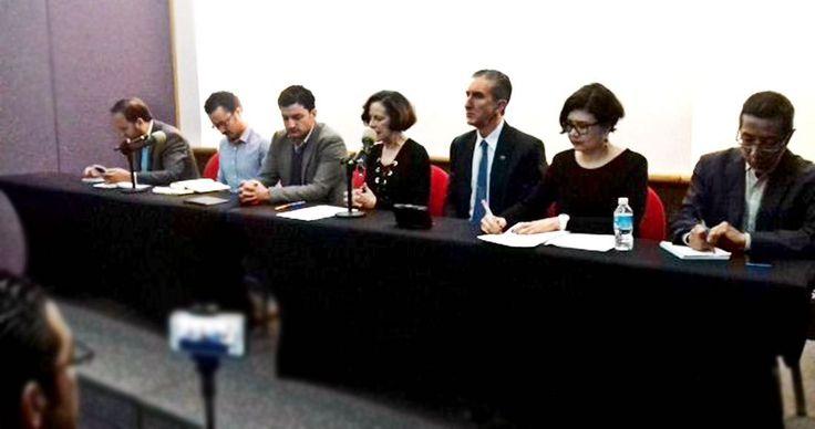Hoy un conglomerado de organizaciones de la sociedad civil y tanques de pensamiento rechazaron la propuesta del Presidente Enrique Peña Nieto de aprobar la Ley de Seguridad Interior, que permitirá al Ejército tomar las labores de la policía cuando el mandatario así lo decida.