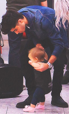 So remember when I said guys who are good with kids is a major turn on for me? ABOUT THAT...