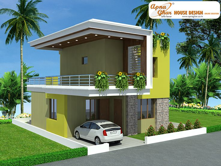 beautiful duplex house design in 154m2 11m x 14m like