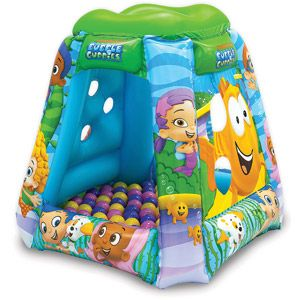 Nice Bubble Guppies Ball Pit