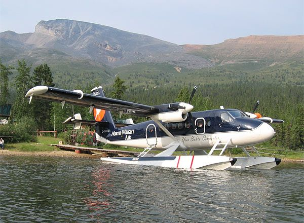 Twin Otter - DeHaviland Canada DHC-6 - https://www.globalair.com/aircraft-for-sale/Twin-Otter-DHC-6-300