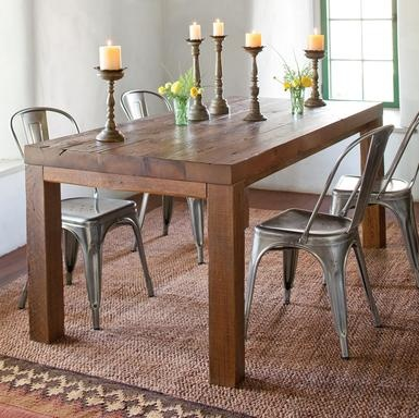 Plymouth Moderne Dining Table Home Spaces Pinterest