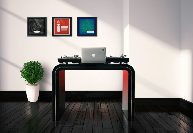 The Glorious is a stylish yet robust DJ workstation designed for use either at home or in a bar/lounge environment. The stable construction offers sufficient space and the ideal working height for …