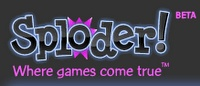 """Sploder is a website that offers free tools for creating your own video games. There are four basic game templates that you can modify to your heart's content. The four templates are a physics puzzle game, an algorithm creator (which reminded me a little of Zelda), a shooter game template, and a blank platform which I used to create a simple Mario Brothers-like game.""    from http://www.freetech4teachers.com/2012/04/build-your-own-video-games-on-sploder.html"