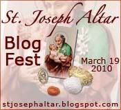 In Preparation for the Feast of St. Joseph…a blog fest! | Catholic Family Vignettes